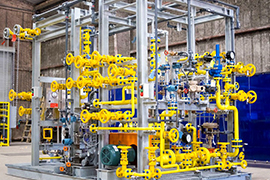 chlorine control valves